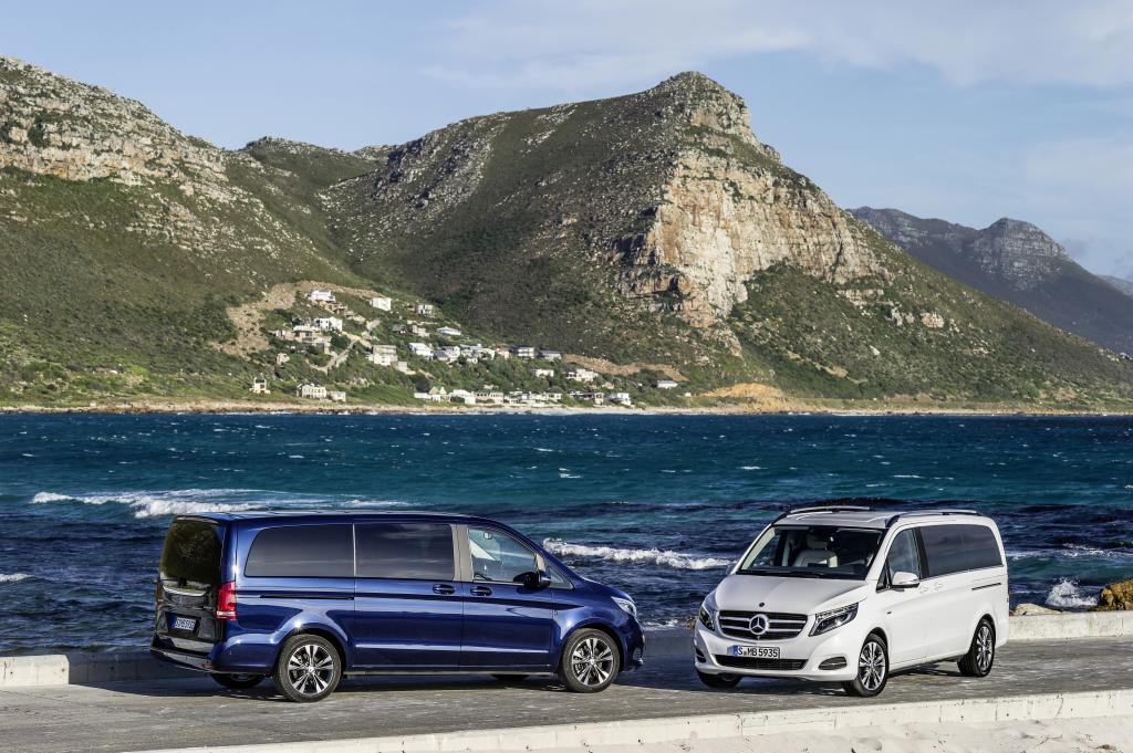 """Photo of """"Luxuskisbusz"""": hamarosan érkezik a Mercedes V-osztálya"""