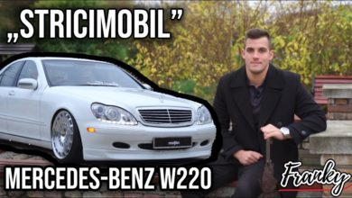 "Photo of ""Stricimobil"" – Mercedes-Benz S320 CDI (W220) VIP. Style – BEMUTATÓ"