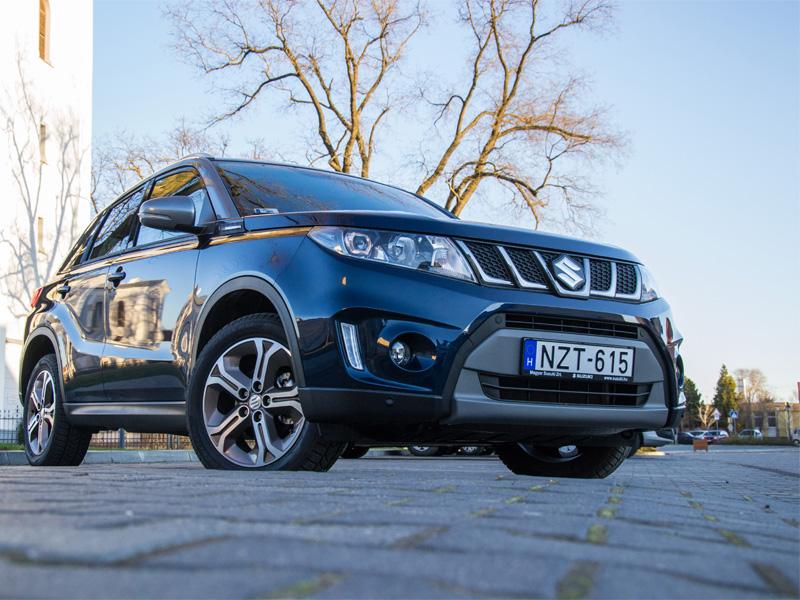 Photo of Suzuki Vitara Limited teszt – kiállni a sorból