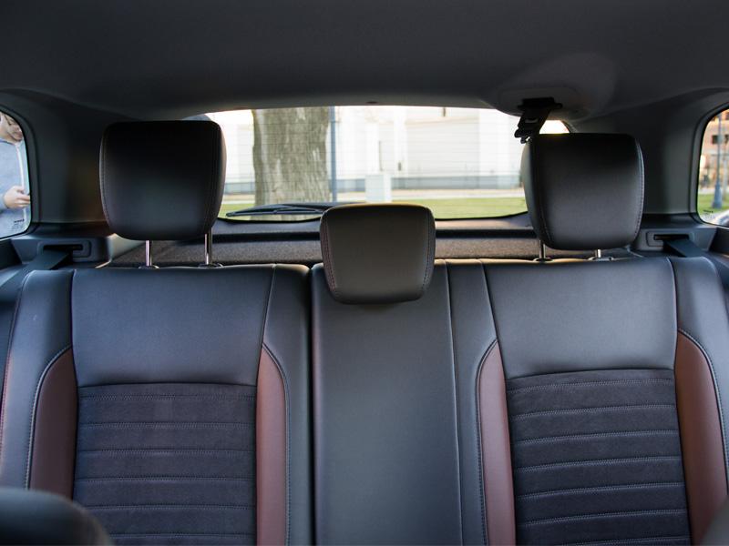 Suzuki Vitara Limited belső