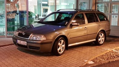 Photo of Škoda Octavia 1,9 PD TDI – Hőnig Antal