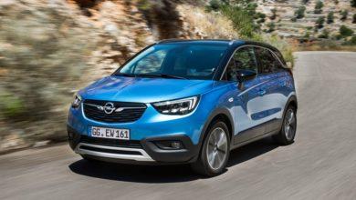 Photo of Opel Crossland X – egy év alatt százezer megrendelés