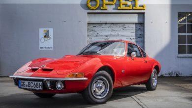 Photo of 50 éves az extravagáns Opel GT