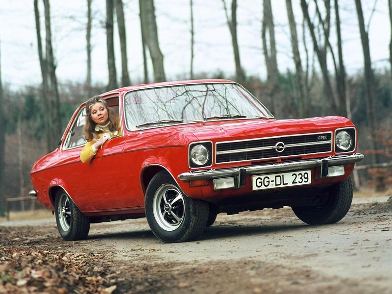 Photo of Legendás szériák – Opel Ascona A/B