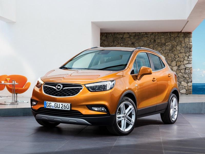 Photo of Opel Mokka X – egy kis botox