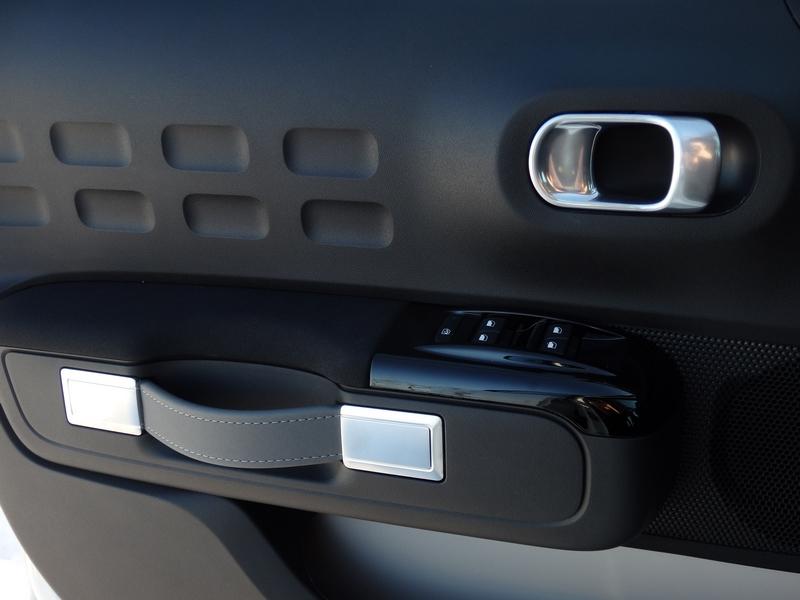 Citroën C3 belső