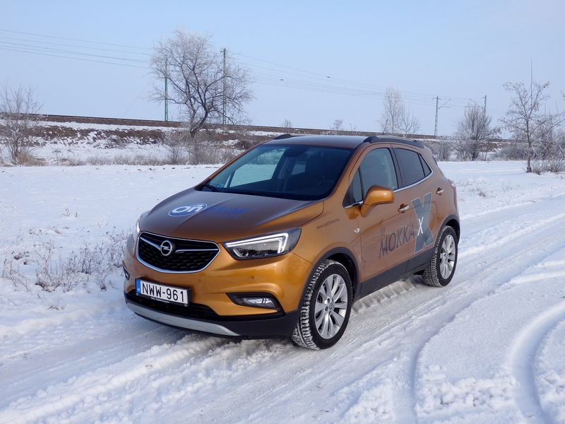 Photo of Opel Mokka X – ezerarcú haspók