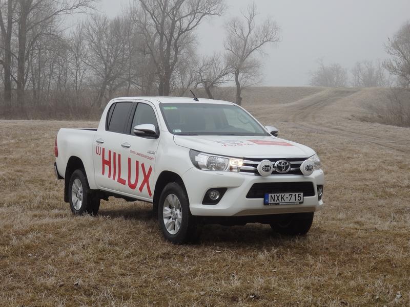 Photo of Toyota Hilux – stílusos munkaeszköz