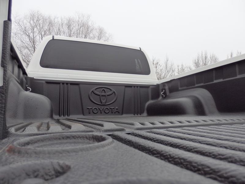 Toyota Hilux plató