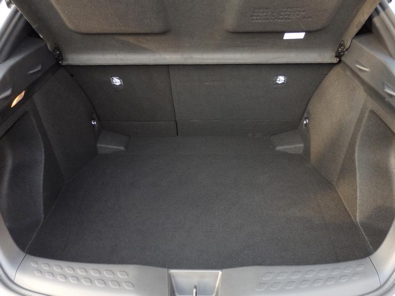 Toyota C-HR csomagtartó