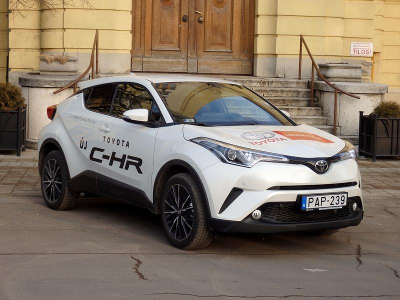 Photo of Toyota C-HR teszt – a formabontás mestere