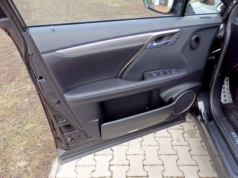 Lexus RX 450h F Sport ajtó