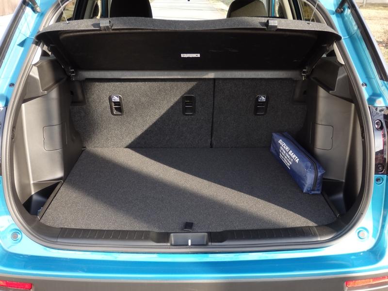 Suzuki Vitara csomagtartó