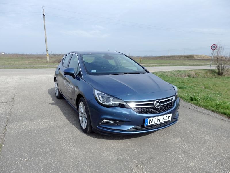 Photo of Opel Astra K teszt – nyerő taktika