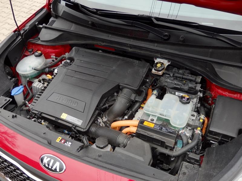 Kia Niro motor