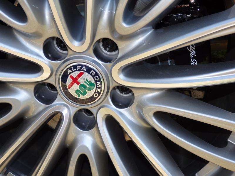 Alfa Romeo Giulia felni