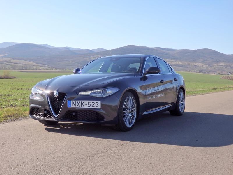 Photo of Alfa Romeo Giulia teszt – az egyéniség ereje