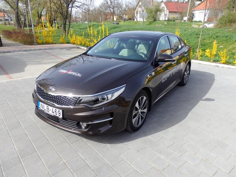 Photo of Kia Optima 2.0 CVVL teszt – guruló lakosztály