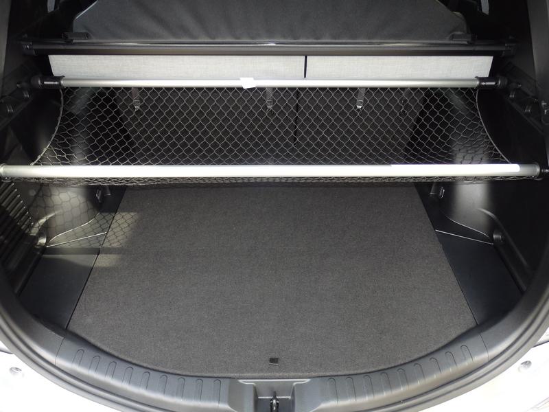 Toyota RAV4 csomagtartó