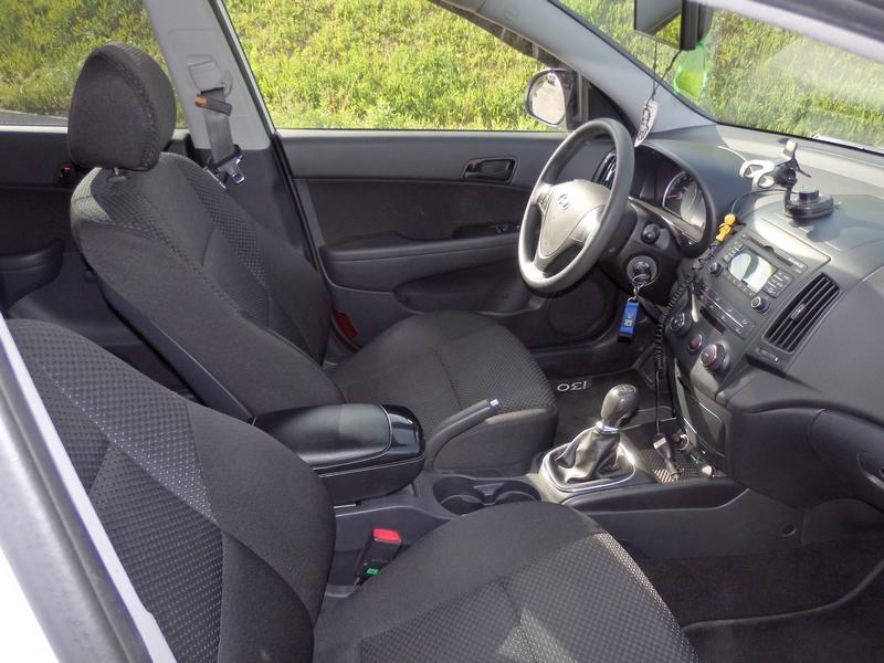 Hyundai i30u belső