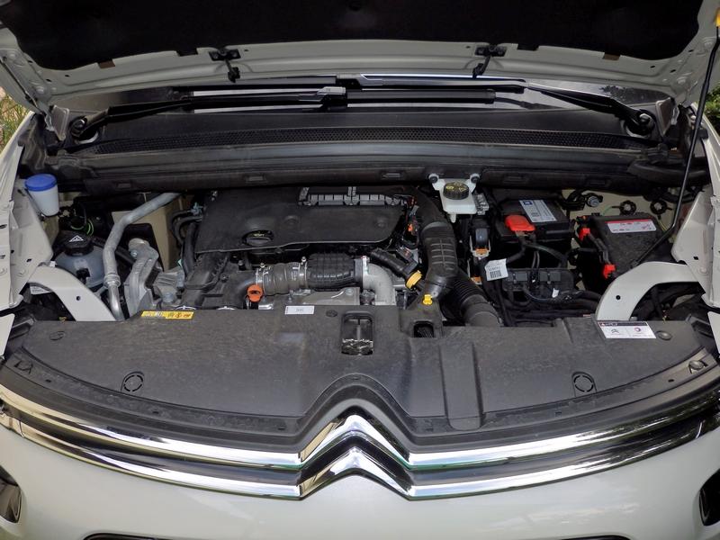 Grand C4 Picasso motor