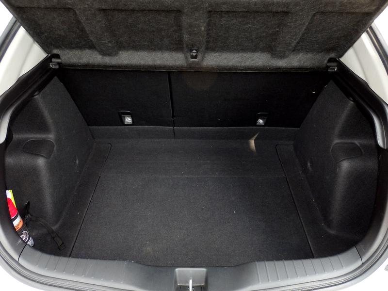 Honda Civic csomagtartó