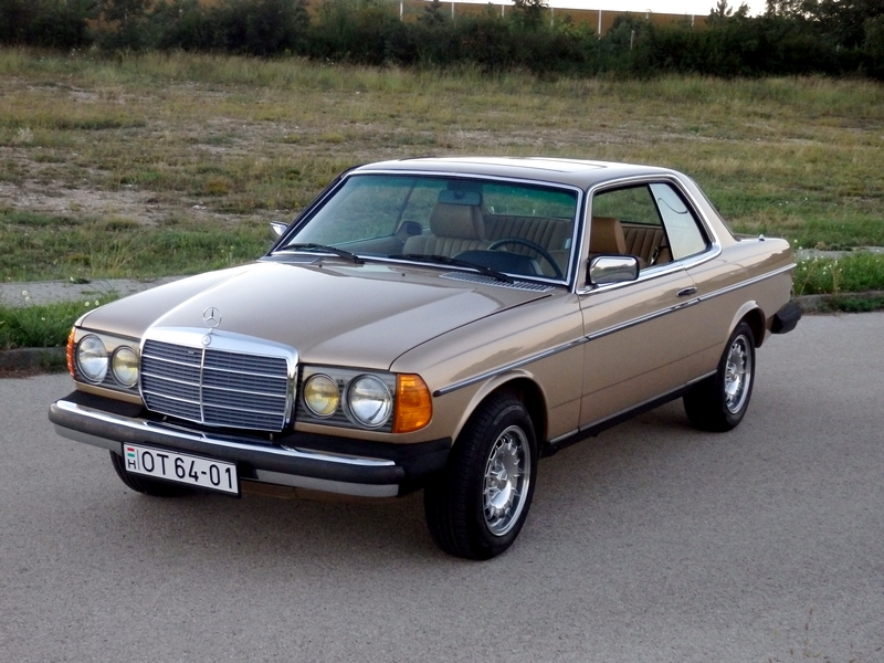Photo of Mercedes-Benz 300CD Turbodiesel Coupé – kaliforniai álom