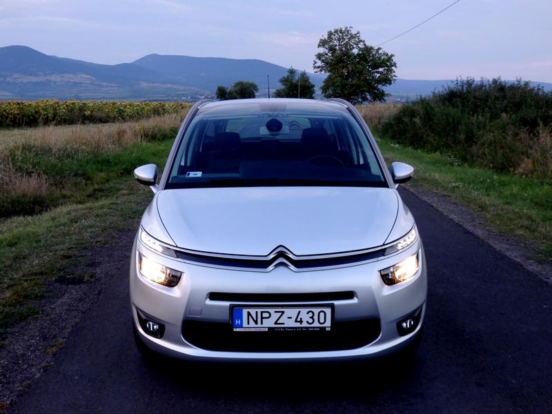 Photo of Citroën Grand C4 Picasso – természetes nyugtató