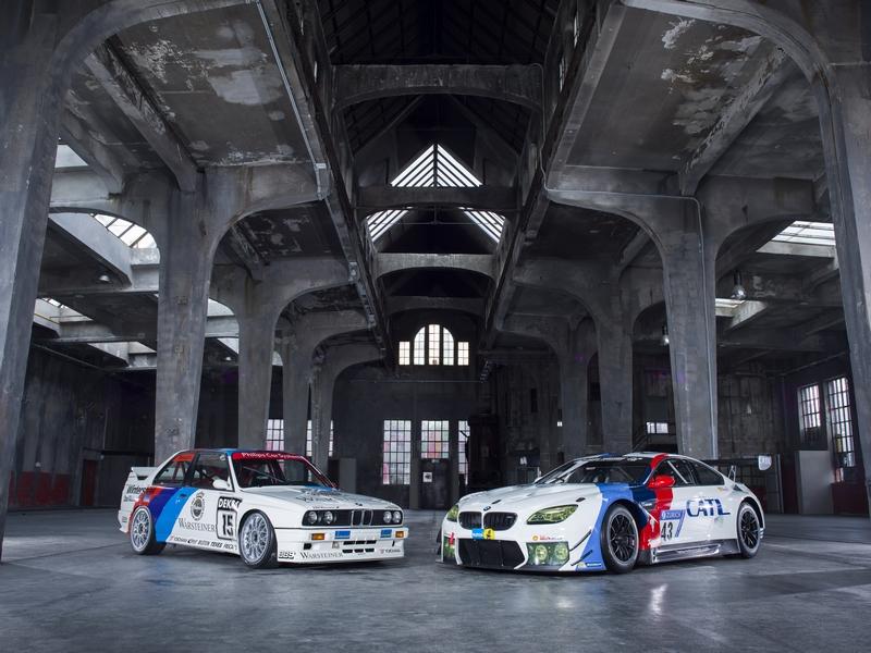 Photo of Legendás színekben – BMW M6 GT3