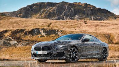 Photo of Célegyenesbe fordult az új BMW 8-as Coupé