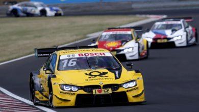 Photo of Háromszoros BMW-dobogóval zárult a DTM hungaroringi versenyhétvégéje