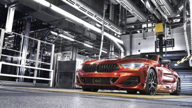 Photo of Már gyártásban a BMW 8-as Coupé