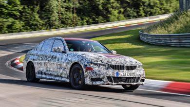 """Photo of Új BMW 3-as limuzin: tűzkeresztség a """"Zöld Pokolban"""""""