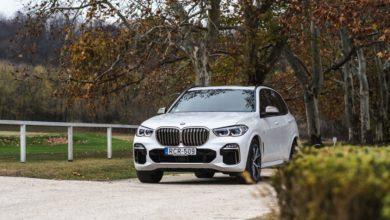 Photo of Itthon is bemutatkozott az új BMW X5