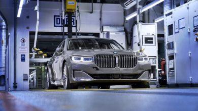 Elkezdődött a megújult 7-es BMW sorozatgyártása