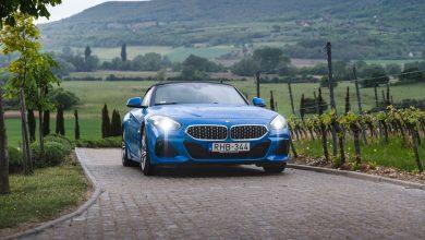 Photo of Klasszikusok között debütált hazánkban a BMW Z4 és a 8-as Cabrio