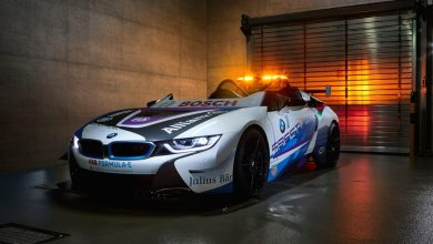 Photo of Kabrió safety car a BMW-től