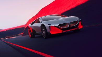 BMW Vision M NEXT – elképzelt jövőkép