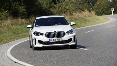 """Photo of Edzés a """"Zöld Pokolban"""": az új BMW 128ti már a Nürburgringen tréningezik"""