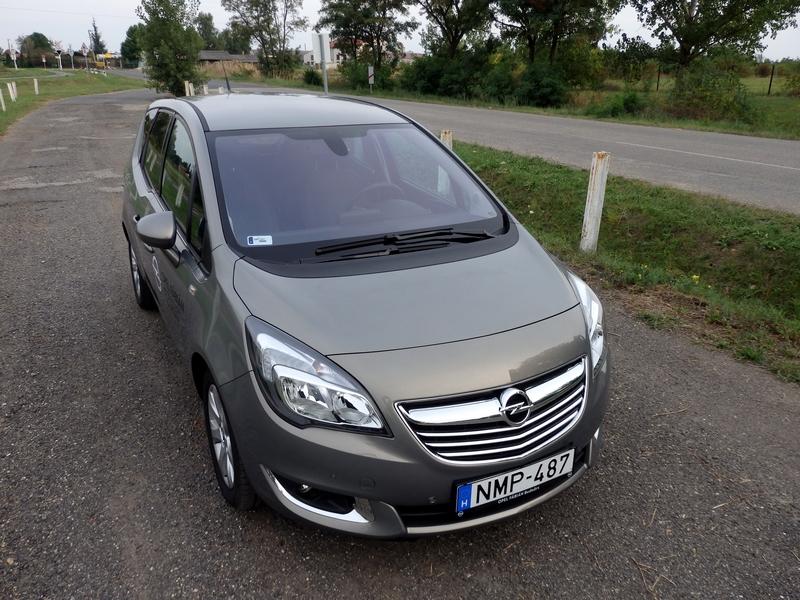 Photo of Opel Meriva teszt – a látszat csal