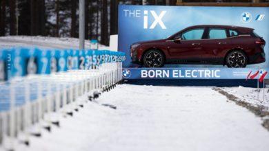 Photo of A BMW iX modell lesz a BMW Group idei télisport-támogatásainak főszereplője