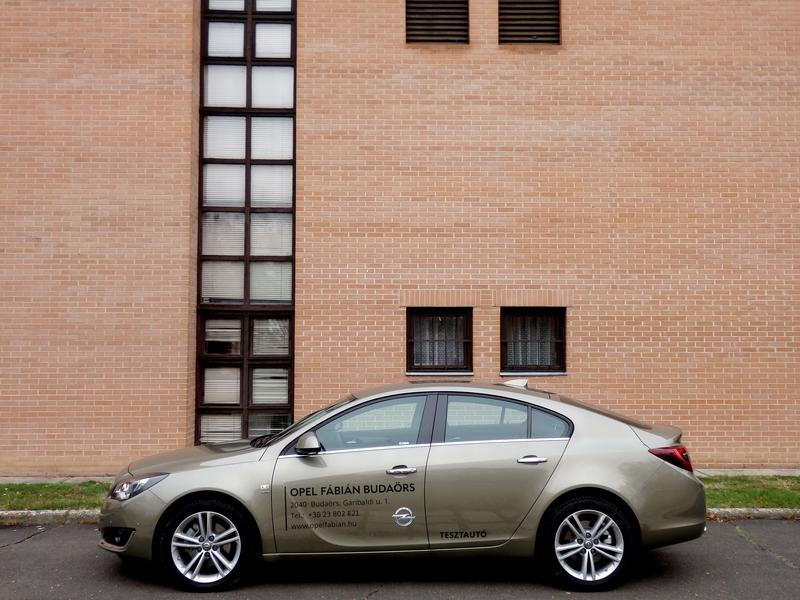 Photo of Opel Insignia teszt – kezes bárka