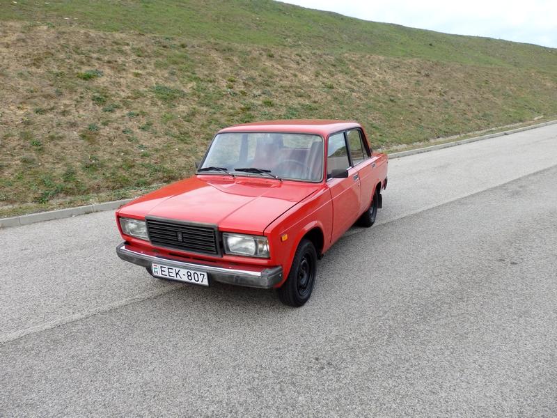 Photo of Lada 2107 – orosz testvér