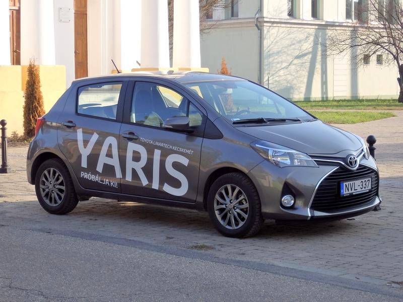 Photo of Toyota Yaris teszt – ügyes mellékszereplő