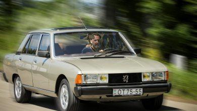 Peugeot 604, elnöki örömök négykeréken