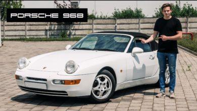 Photo of Porsche 968 teszt – az elfeledett, fantasztikus Porsche
