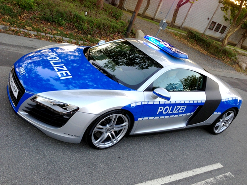 Photo of Audi R8 – szolgál és véd