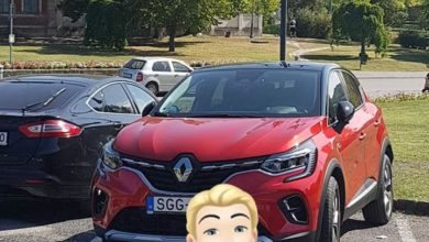 Photo of Renault Captur 1,33 TCE 130Le – Dittrich Katalin