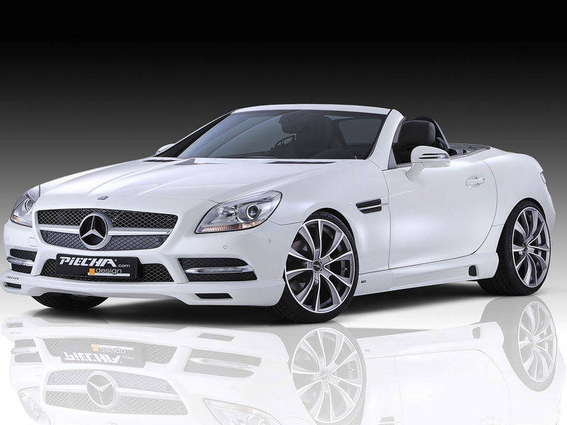 Photo of Mercedes SLK