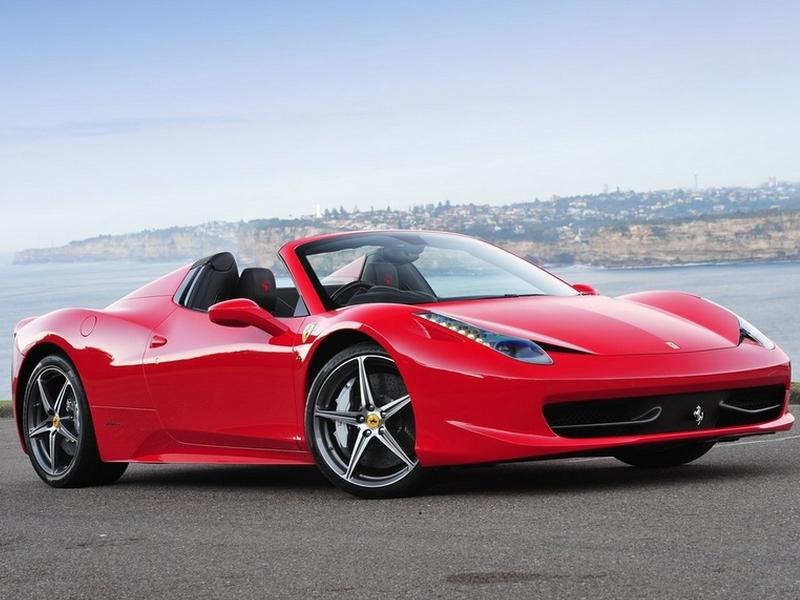 Photo of Ferrari 458 Italia Spider teszt a SportVerdában
